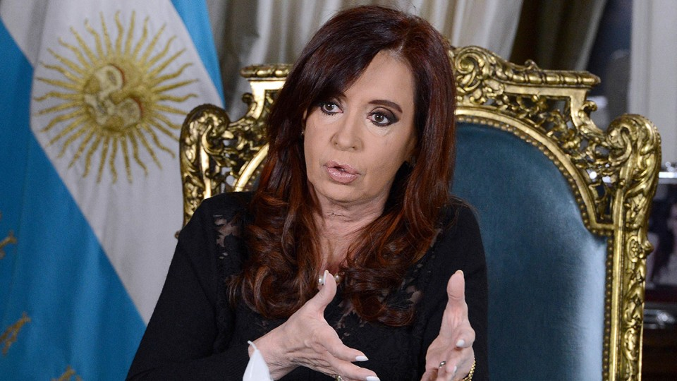 What were the 3 big mistakes President Cristina Kirchner made when she said that Diabetes is the disease of the rich?