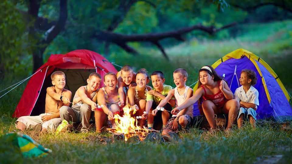 Learn and have fun in Summer Camps for Children and Youth with Diabetes