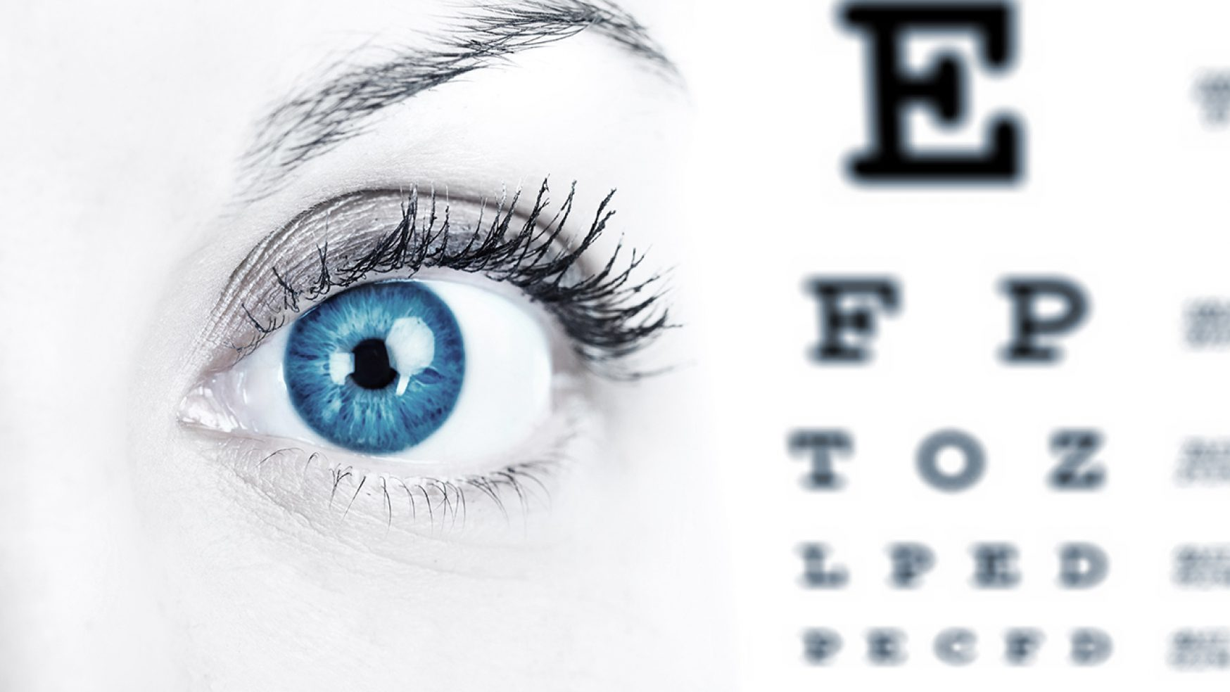 Complete eye exam for people with Diabetes