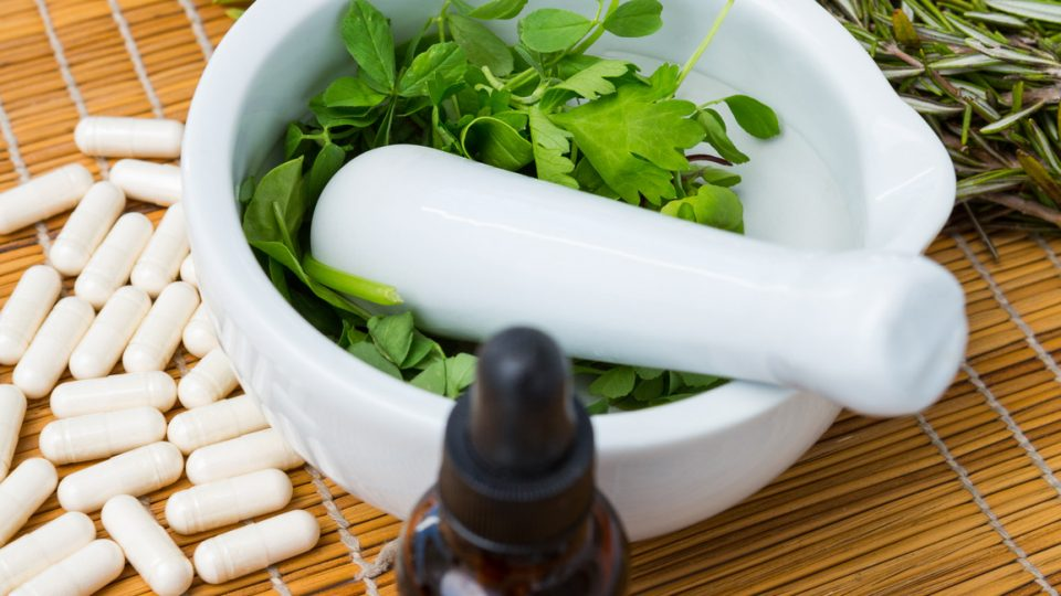 Natural products don't replace Drugs