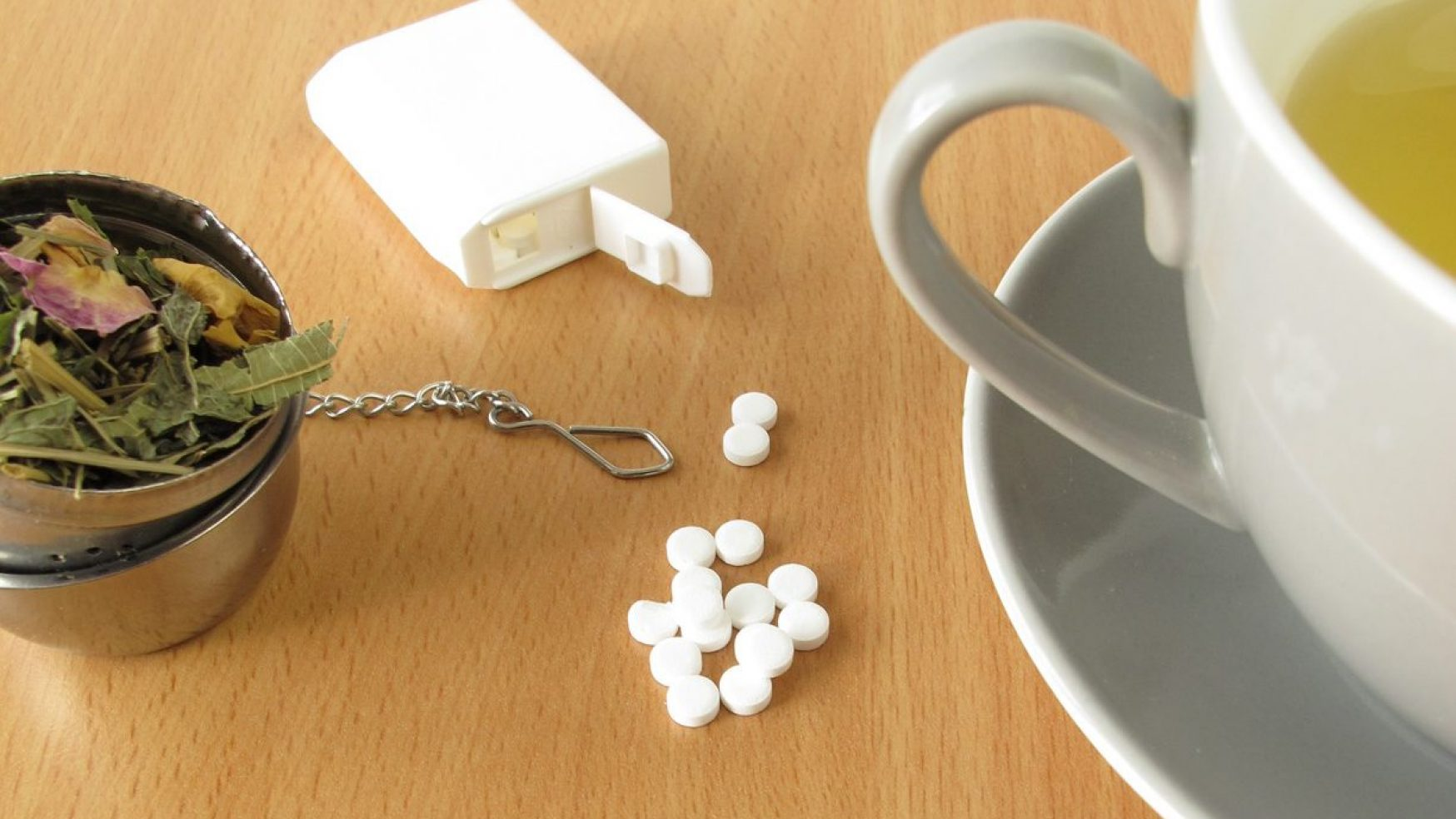 WARNING! … Artificial sweeteners can cause glucose intolerance, obesity and Diabetes