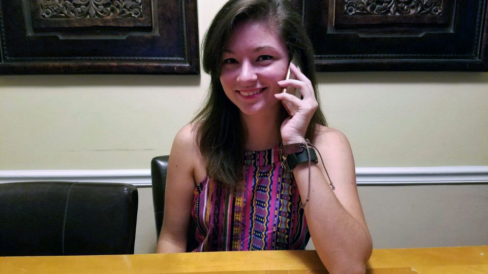 "Samantha Cardozo ""My dad hasn't had Diabetes for more than 18 years"""